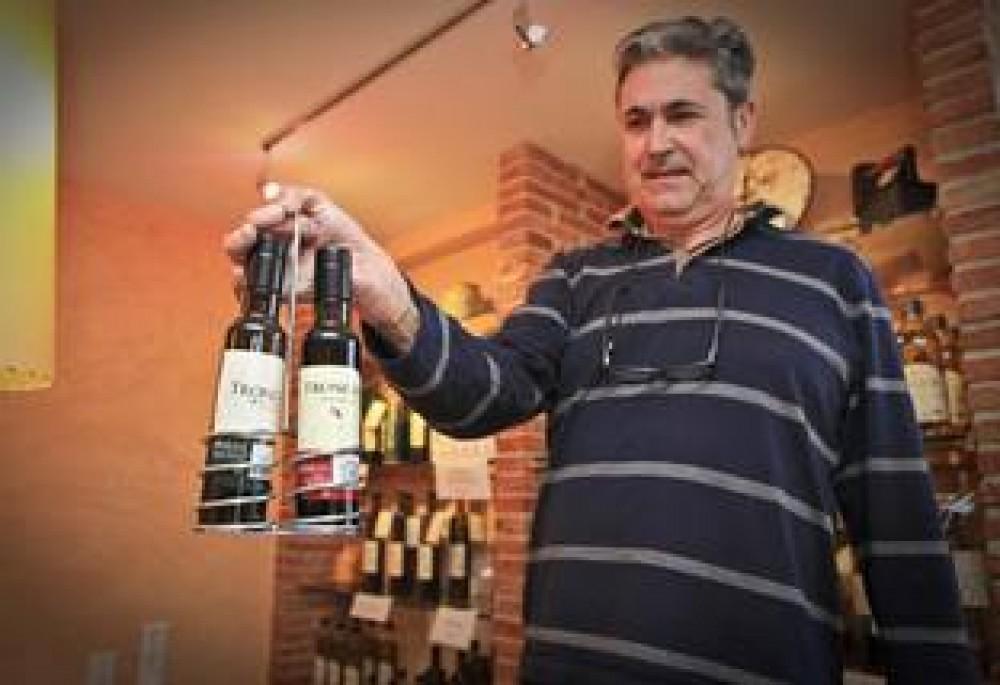 OLIS RIBES PRESENTA EN ALIMENTARIA UN ACEITE DE PAGO ELABORADO ÍNTEGRAMENTE EN SU FINCA